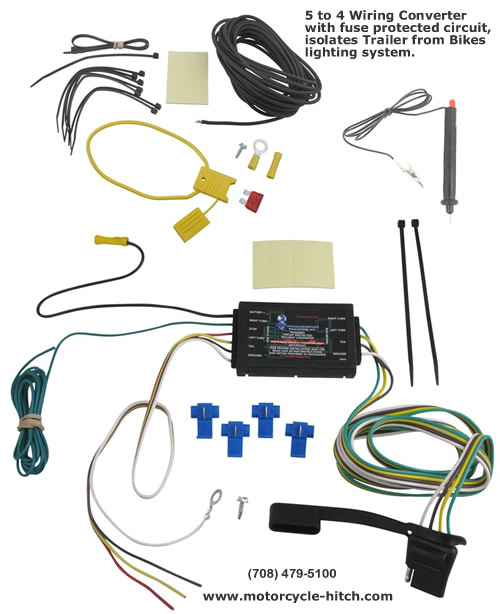 WiringConverter5To4_56146KIT_500w can am spyder hitch can am spyder trailer wiring harness at eliteediting.co